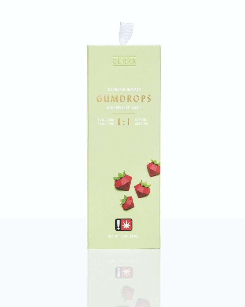 1:1 Strawberry Basil