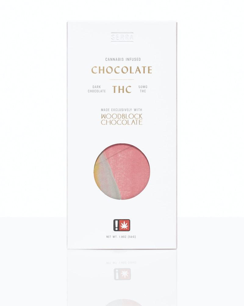 THC Dark Chocolate